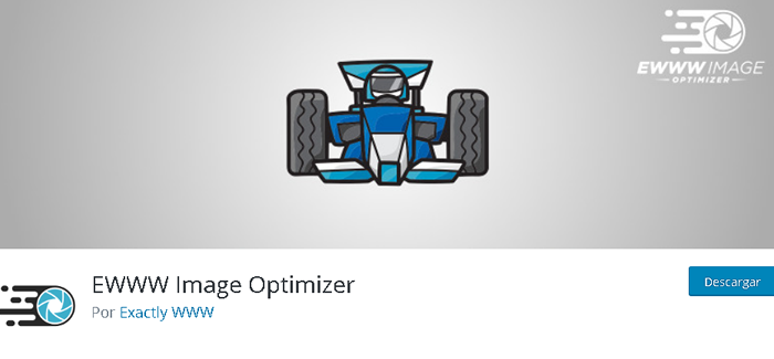 Comprimir imágenes con el plugin EWWW Image Optimizer en WordPress