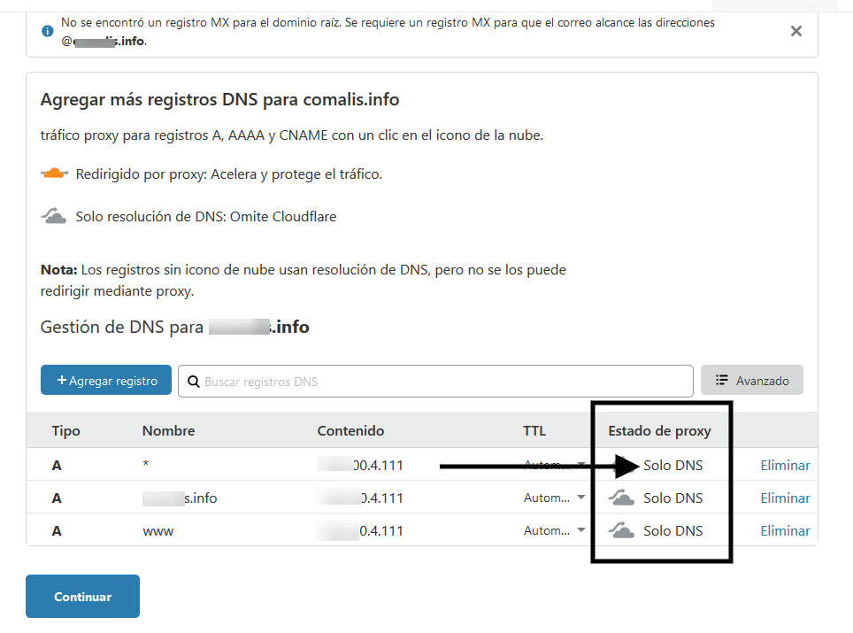 usas cloudflare solo dns wpscale